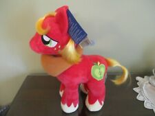 BUILD A BEAR My Little Pony BIG MACINTOSH NEW WITH TAGS RETIRED