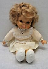 """Northern Tissue Doll 1986 Blonde Hair Brown Eye James River Corp 17"""" Tall"""