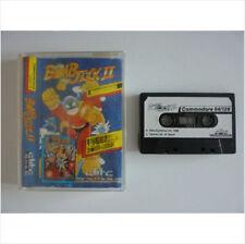 Commodore 64 Game - Bomb Jack 2 - Tape RARE