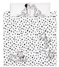 Disney 101 Dalmations Reversible Christmas King Duvet Set Bnwt