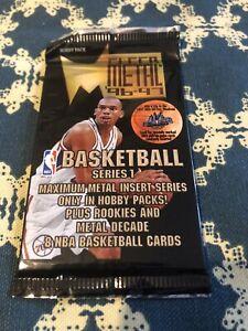 NBA - Fleer Metal Booster - 1996 97 - Series 1 - Kobe Rookie? Neu OVP Hyper Rare