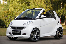 Carlsson Frontspoiler Frontspoilerlippe smart fortwo 451 ab 2007