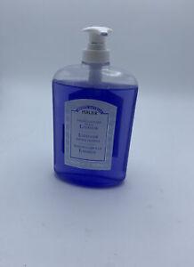 Brand New *PERLIER* Natural Lavender Bath And Shower Gel 16.9 Fl Oz