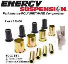 Polyurethane Lower Front Control Arm Bushing Set for CHEVROLET (66-73) 3.3165G