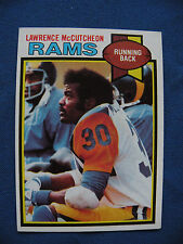 1979 Topps #265 Lawrence McCuycheon L.A. Rams card $1 S&H NFL football