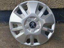 """Original Single Peugeot Boxer Van 15"""" Wheel Trim Radkappe x1"""
