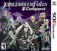 NEW Fire Emblem Fates: Conquest (Nintendo 3DS, 2016)