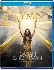 Sarah Brightman Hymn In Concert Blu-Ray All Regions NEW