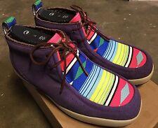Nike Air Macropus Lite QS Varsity Purple Overcast Sz 11 NIB VERY COOL