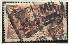 GB KGV SG450 2/6d Brown - Used 1934
