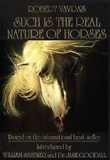 Vavra's - Such is the Real Nature of Horses DVD / FREE Shipping! PRICE REDUCED!