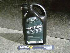 5 Lit EVANS WATERLESS COOLANT  PREP ENGINE FLUSH FLUID