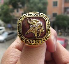 High Quality 1973 Minnesota Vikings VIII World Championship Ring Fan Men Gift
