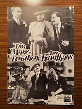 Neues Film-Programm Nr. 7130: Die Marx Brothers im Kaufhaus (1941)