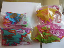McDonald's 1992 Happy Meal Toys Nickelodeon Complete Set new in package a