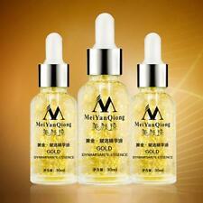 24K Gold Skin Care Collagen Essence Oil Anti-Aging Wrinkle Face Cream Women Hot