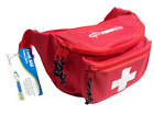 First Aid Fanny Pack, lifeguard  Red