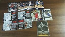 NBA Trading Cards New Orleans Pelicans Anthony Davis Inserts Panini 11 Card Lot