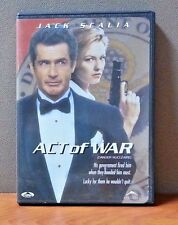 Act Of War   DVD   LIKE NEW