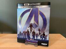 Avengers Endgame - Steelbook Édition Spéciale Fnac 4K Ultra HD