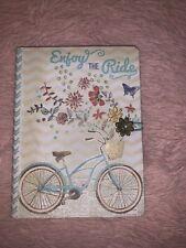 """Journal """"Enjoy The Ride"""" super cute"""