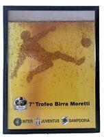 Armando Testa - Birra Moretti (Heineken) - Manifesto (1) - Carta/Legno/Vetro