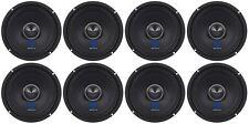 "(8) Rockville RXM68 6.5"" 1200w 8 Ohm Mid-Range Drivers Car Speakers, Mid-Bass"