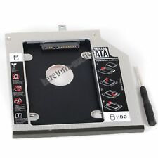 SATA 2nd Hard Drive HDD SSD Caddy Tray for Lenovo ThinkPad T440p T540p W540