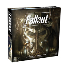 Fallout The Board Game - Fantasy Flight Games Restock Due 20th April