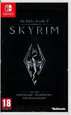 The Elder Scrolls V: Skyrim (Nintendo Switch) Brand New - Region Free