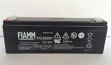 FIAMM  batteria  12 Volt, 2 Ah  FG20201
