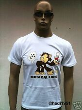 APE Zoo MUSIC T-Shirt S/M Detroit DC ViP DJ Baby Monkey