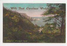 Torquay, Ansteys Cove, Christmas Wishes Postcard, A855
