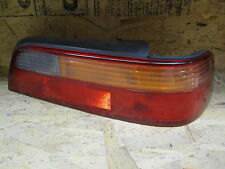 Acura Integra 4 Door Sedan 92 93 1992 1993 Tail Light Penger Rh Right Oem