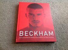 Beckham - David Beckham my World Photography by Dean Freeman