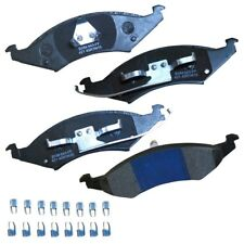 Disc Brake Pad Set-Stop Semi-Metallic Brake Pad Front Bendix SBM421