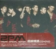 2PM - Taiwan Special Edition (CD + DVD)