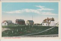 Hyannis, Mass. Lighthouse Vintage postcard, unposted