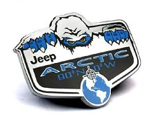 Alu Monster ARCTIC Snow Car Auto Decals Badge Emblems Stickers for HOT NEW
