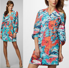 Lilly Pulitzer Wayles X Marks The Spot Silk Tunic Dress 8 $268