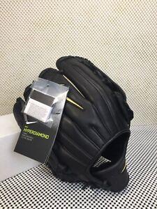 "Nike Hyperdiamond H-Web Infield/Outfield 11.75"" Softball Glove CT1492 $150"