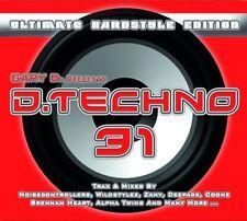D.TECHNO 31 3 CD NEW! - INNER HEAT, ALPHA TWINS, PULSATORZ, BRENNAN HEART