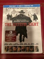 THE HATEFUL EIGHT - BLU-RAY ONLY