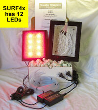 SURF4x - Large Floating UAS Scrubber and Seaweed Cultivator with Xtra LEDs