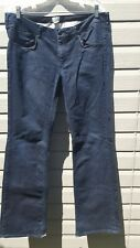 H & M Dark Blue Denim Jeans Men's 34 X 33