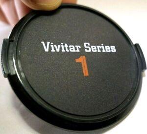 62mm Front Cap for Vivitar 19mm f3.8 Cosina Series 1 Lens Genuine Original