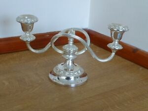 georgion style candelabra two lights