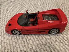 Maisto 1995 Ferrari F50 1/18