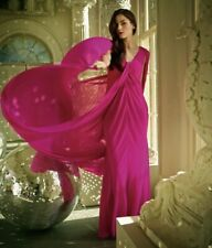 Ted Baker Size 1 UK 8 Bright pink maxi ball gown Lyonele floor length dress NEW