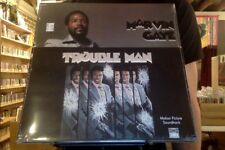 Marvin Gaye Trouble Man Soundtrack LP sealed vinyl OST RE reissue